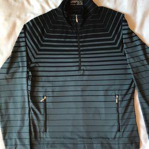Nike Golf Fit Dry long sleeve 1/2 zipper top